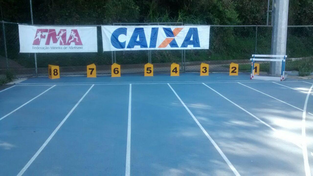 Campeonato Estadual Caixa de Atletismo Sub 23