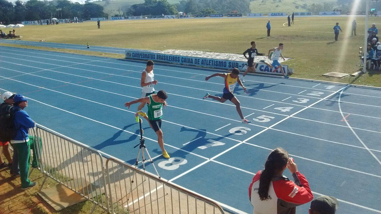 Campeonatos Brasileiros Caixa de Atletismo Sub 18